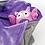 Thumbnail: Personalised Zoochini Owl Blanket