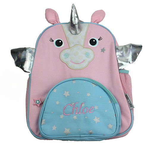 Personalised 'Unicorn' Backpack / Ruck Sack.