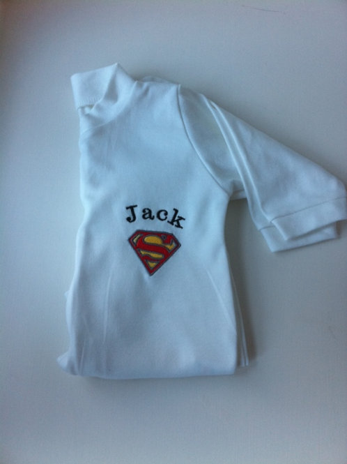 Superman Sleep Suit