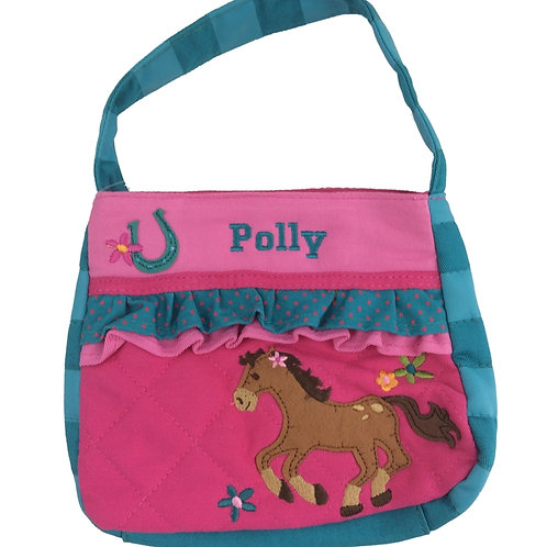 Personalised 'Pony' Purse. Great Childs Gift