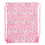 Thumbnail: Personalised Rainbow Unicorn Drawstring Bag