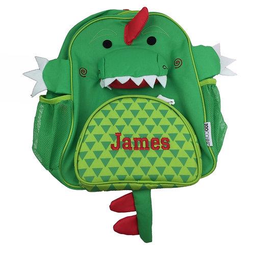 Personalised 'Dragon' Backpack / Ruck Sack.