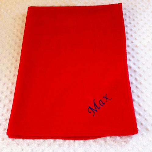 Personalised Iggle Piggle Blanket