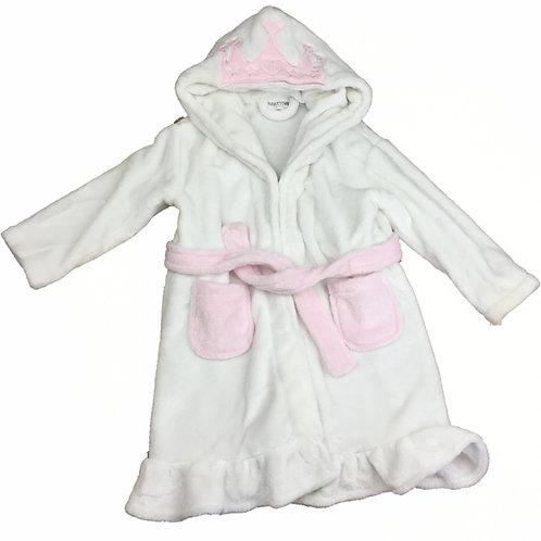 Girls Princess Dressing gown 6-12 months