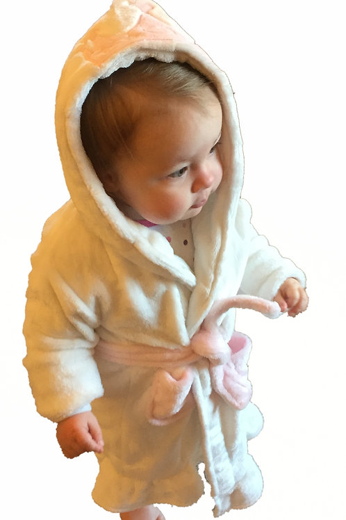 Girls Princess Dressing gown 18-24 months