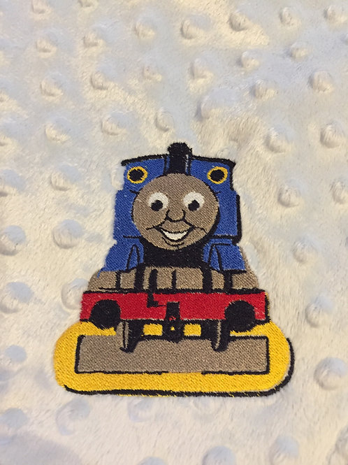 Personalised Thomas The Tank Taggy taggie Comforter