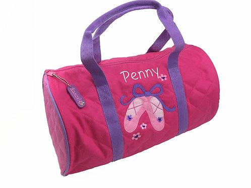 Personalised Ballet Duffle Bag