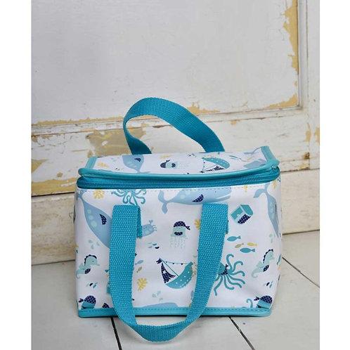 Deep Sea Ocean Insulated Lunch Bag