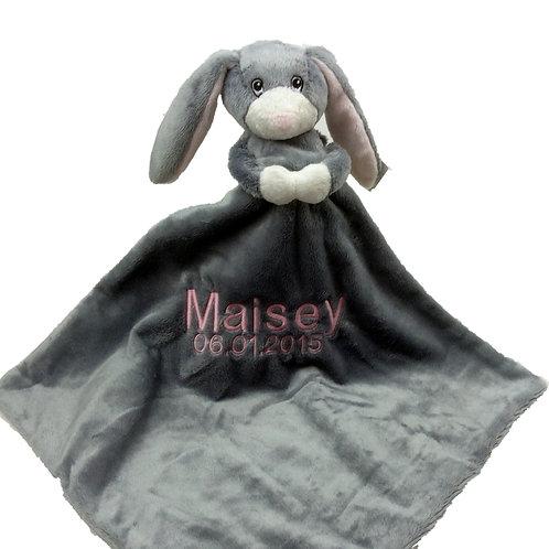 Personalised BoBo Comforter - Bunny