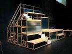 décor theatre en métal serrurier méttallier montreuil 93