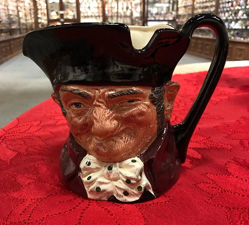 Old Charley large character jug by Royal Doulton, D6761