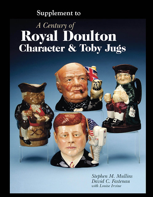 2018 Supplement to A Century of Royal Doulton Character & Toby Jugs