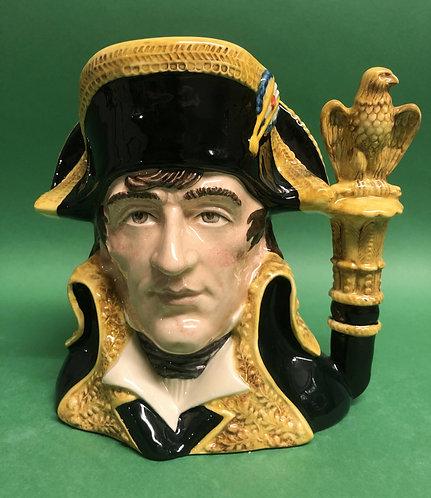 Napoleon character jug by Royal Doulton, D6941