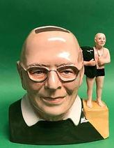 Steve Mullins founder American Toby Jug Museum