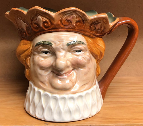 Old King Cole character jug by Royal Doulton, D6036
