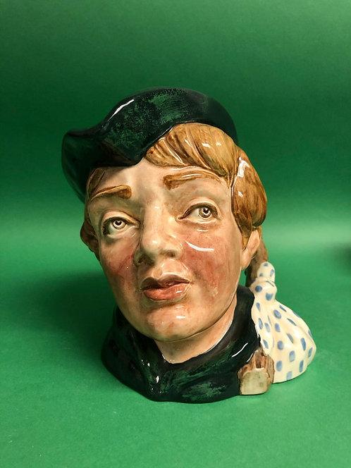 Dick Whittington large character jug by Royal Doulton, D6375