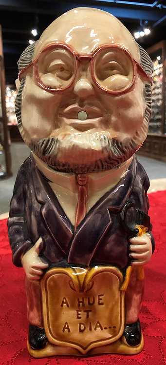 French Politician toby jug by FFAS