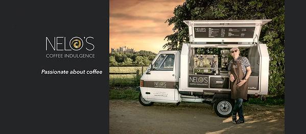 Nelo's Coffee Indulgence