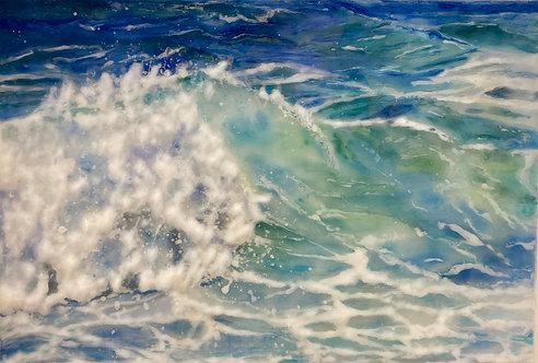 Choppy Seas- Debbie Lord