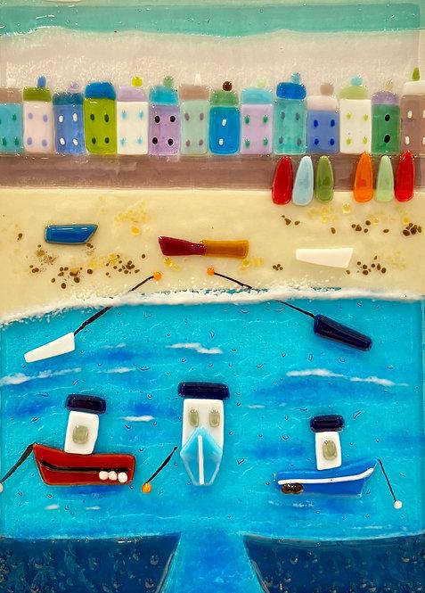 Mousehole Harbour- Debbie Lord