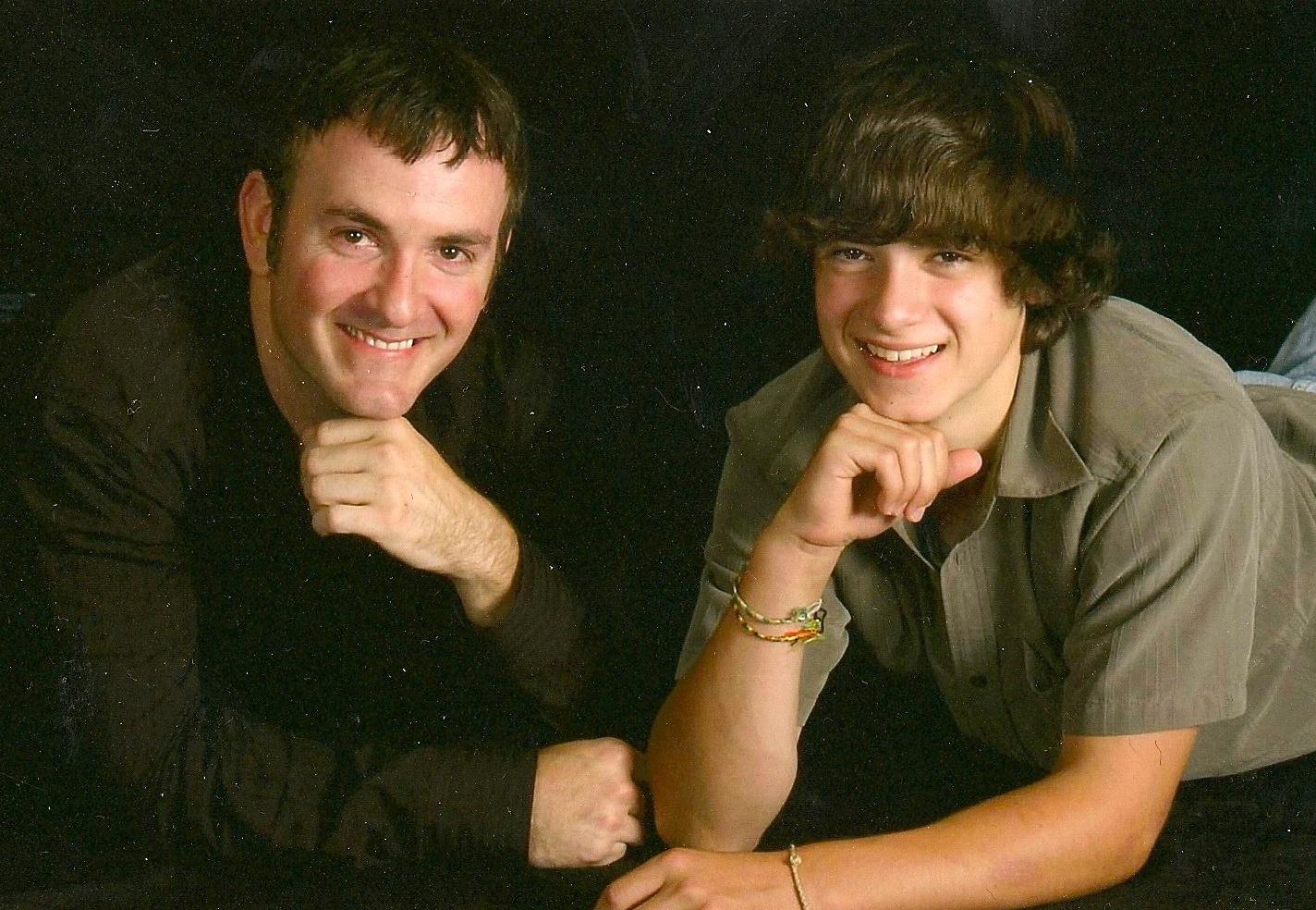 Justin 14-15