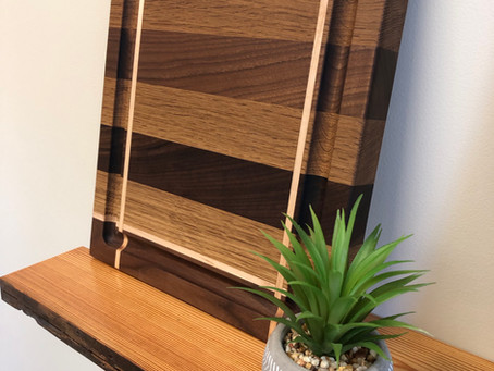 Stunning Cutting Boards are available now!
