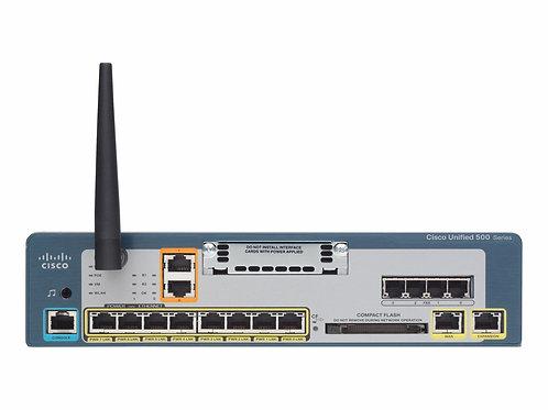 Cisco Systems UC520-8U-4FXO-K9
