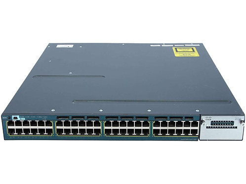 Cisco Systems WS-C3560X-48U-E