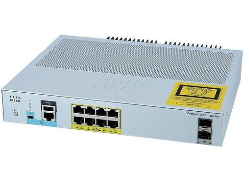 CISCO WS-C2960L-8PS-LL