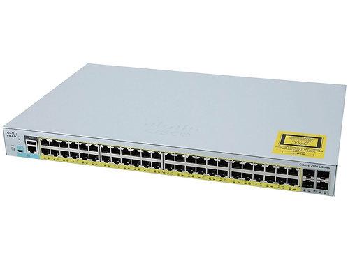 CISCO WS-C2960L-48PS-LL
