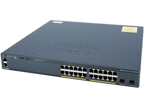 CISCO WS-C2960XR-24PD-I