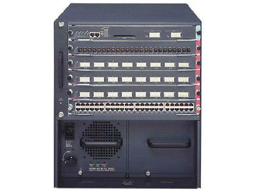 Cisco Systems WS-C6509NEB-2500D