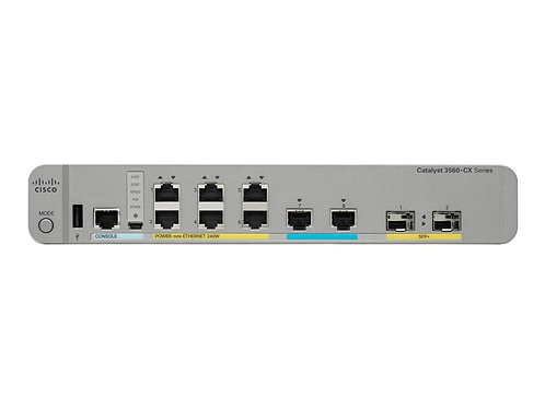 Cisco Systems WS-C3560CX-8XPD-S
