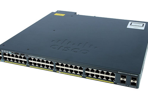 CISCO WS-C2960XR-48FPS-I
