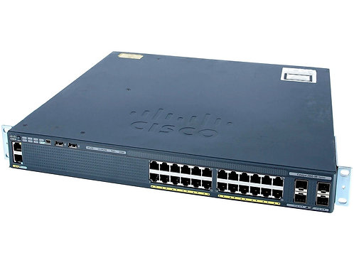 CISCO WS-C2960XR-24PS-I
