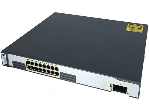 Cisco Systems WS-C3750G-16TD-S