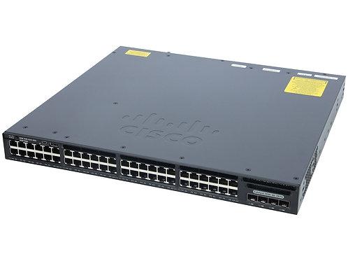 CISCO WS-C3650-48FQM-E