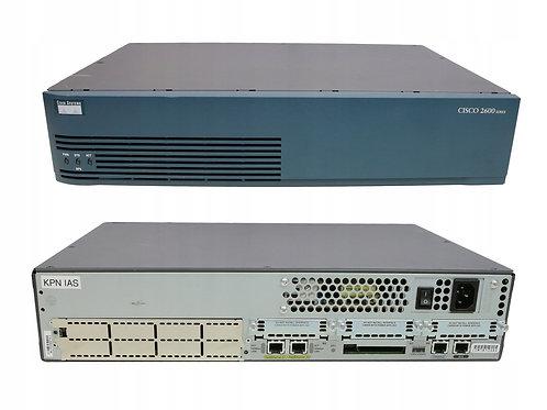 Cisco Systems C2621XM-2FE/VPN/K9
