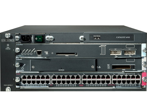 Cisco Systems WS-C6503