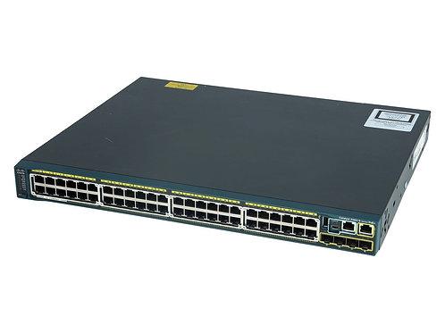 CISCO WS-C2960S-48FPS-L