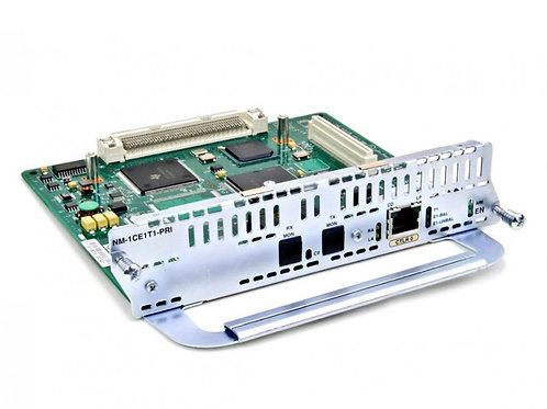 Cisco Systems NM-1CE1T1-PRI