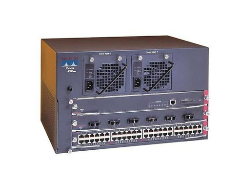 Cisco Systems WS-C4003-S1