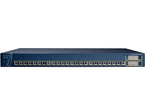 Cisco Systems WS-C3550-24PWR-SMI