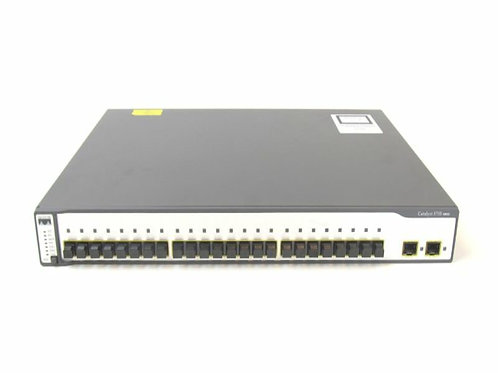 Cisco Systems WS-C3750-24FS-S