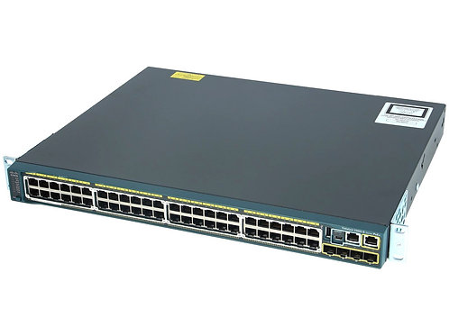 CISCO WS-C2960S-48LPS-L