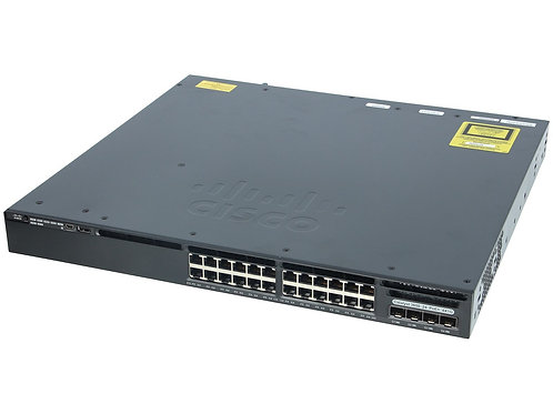 CISCO WS-C3650-24PS-E