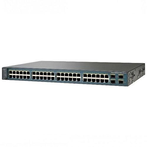 Cisco WS-C3560V2-48PS-S Switch