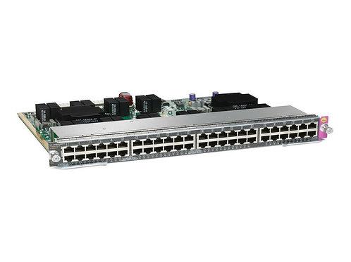 Cisco Systems WS-X4648-RJ45V-E
