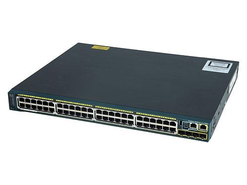 CISCO WS-C2960S-48FPD-L