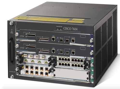 Cisco Systems 7606-2SUP720XL-2PS